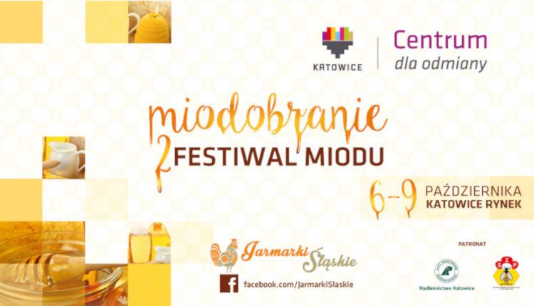 """II Festiwal """"Miodobranie"""" w Katowicach 2016"""