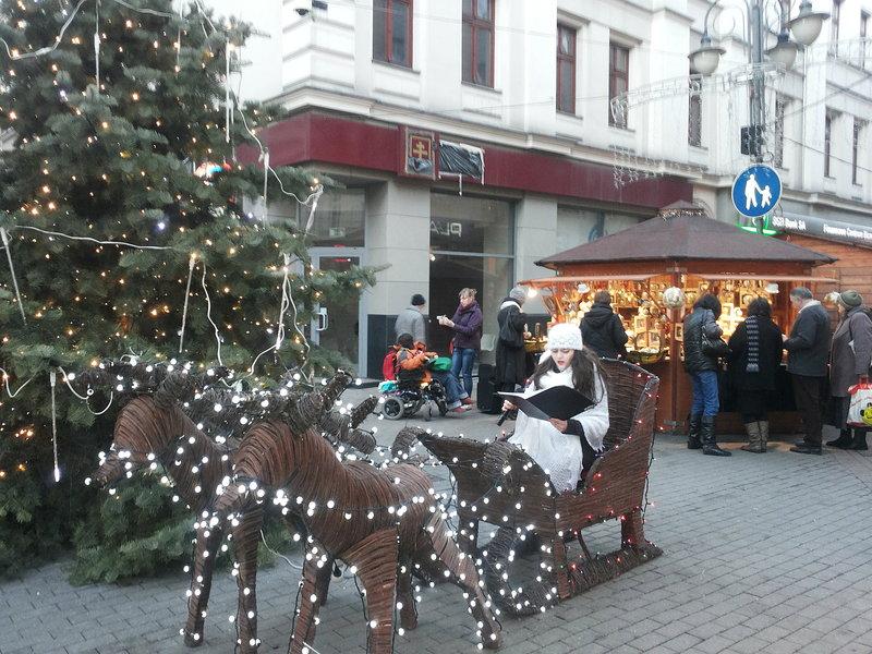 Jarmark Bożonarodzeniowy 2013