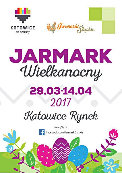 Jarmark Wielkanocny Katowice 2017