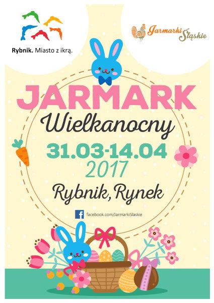 Jarmark Wielkanocny w Rybniku 2017