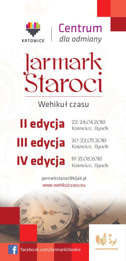 Jarmark Staroci 2016 Katowice