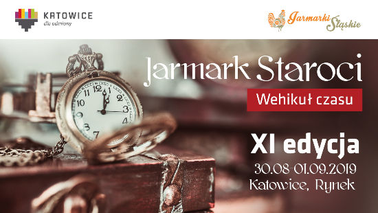 Plakat Jarmarku Staroci X edycja 2018