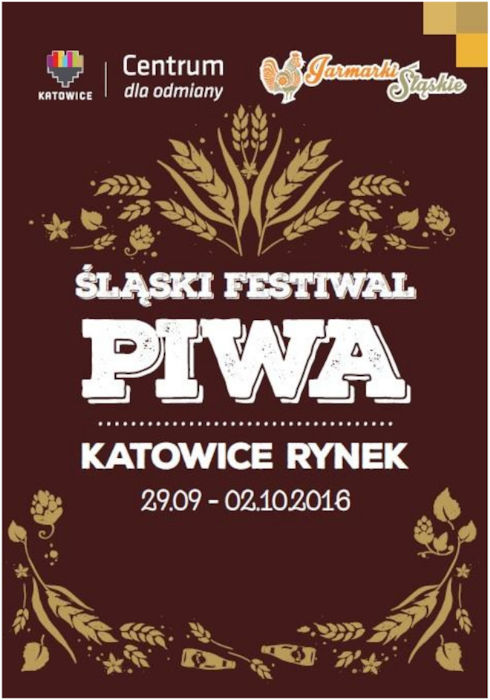 Śląski Festiwal Piwa w Katowicach 2016