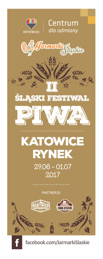 II Śląski Festiwal Piwa w Katowicach 2017