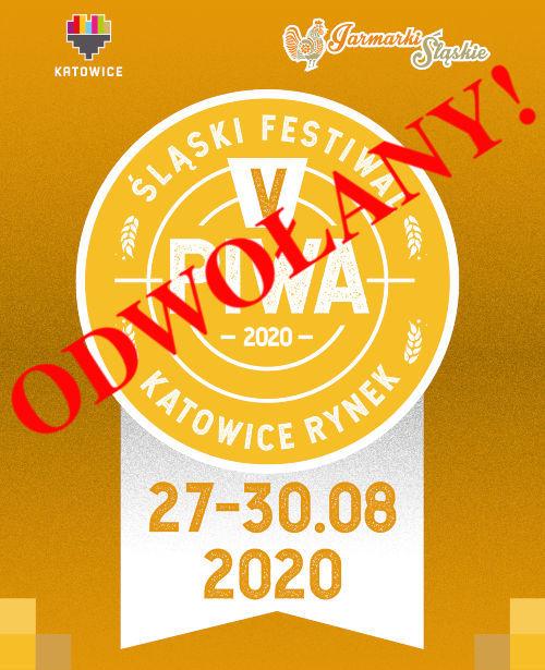 V Śląski Festiwal Piwa w Katowicach 2020