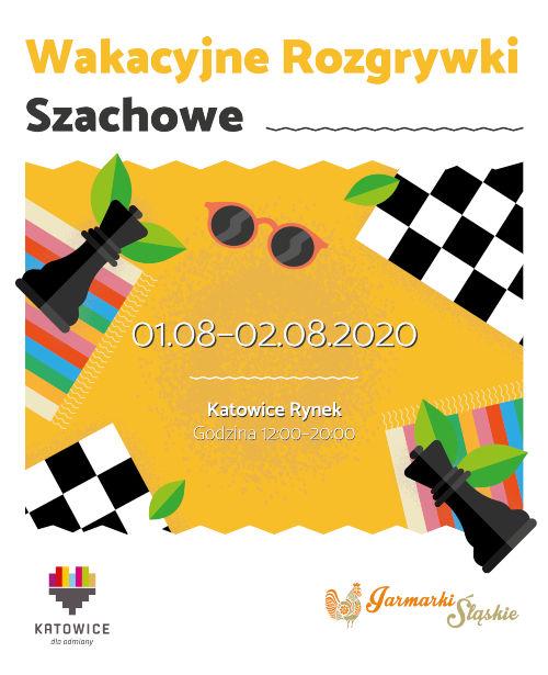 baner rozgrywek szachowych 2020 katowice